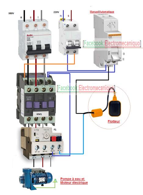Schema de cablage d'un tableau electrique pdf