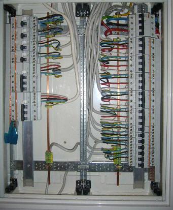 Norme tableau electrique suisse
