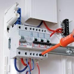 Installer module tableau electrique