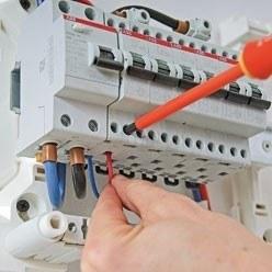 Monter tableau electrique secondaire