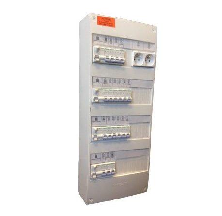 Tableau electrique dans placard