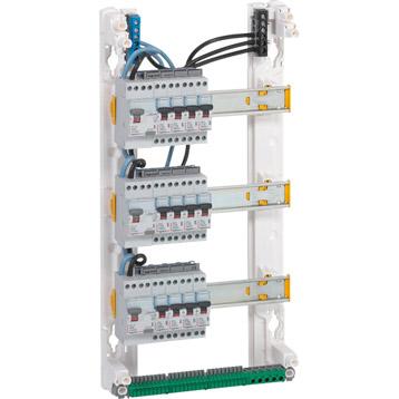 Tableau electrique legrand 39 modules