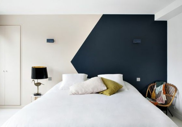 Choisir la couleur de peinture pour une chambre