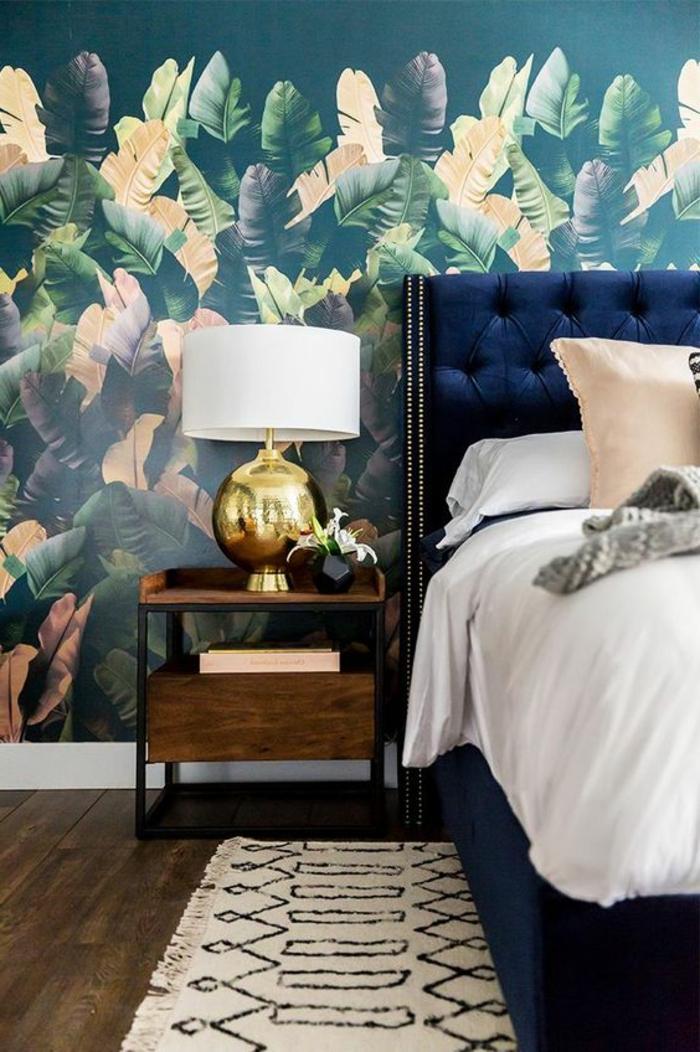 Décoration chambre avec peinture