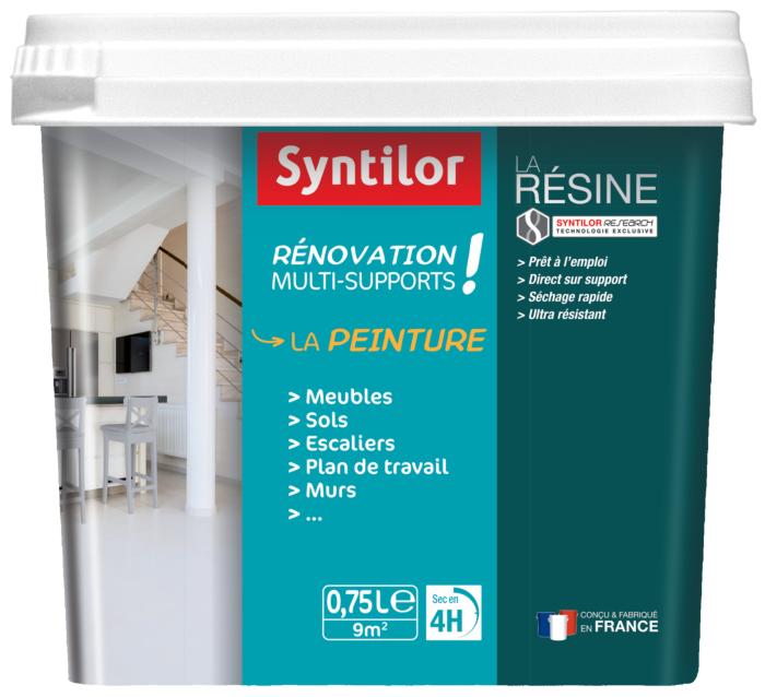 Syntilor peinture rénovation salle de bain