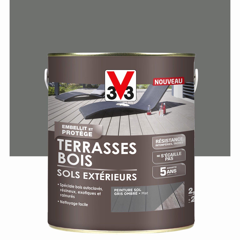 Leroy merlin peinture beton exterieur