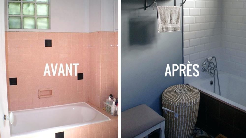 Salle de bain idée peinture