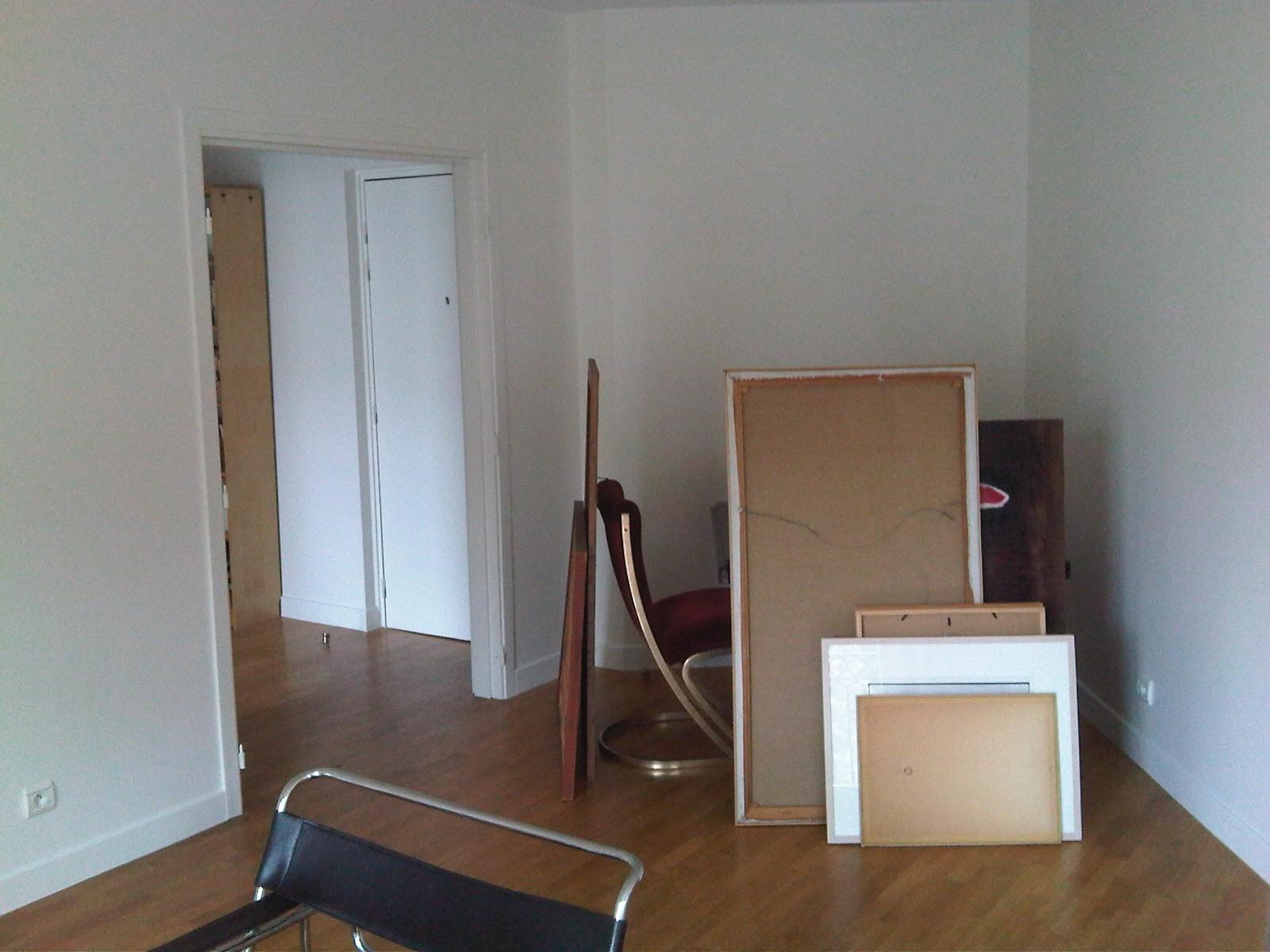 Devis peinture appartement 50m2