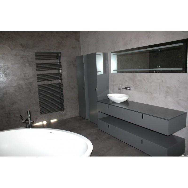 Enduit peinture salle de bain