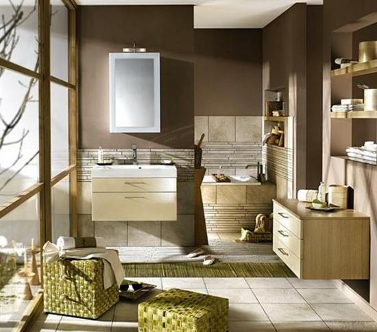 Photos deco peinture salle de bain