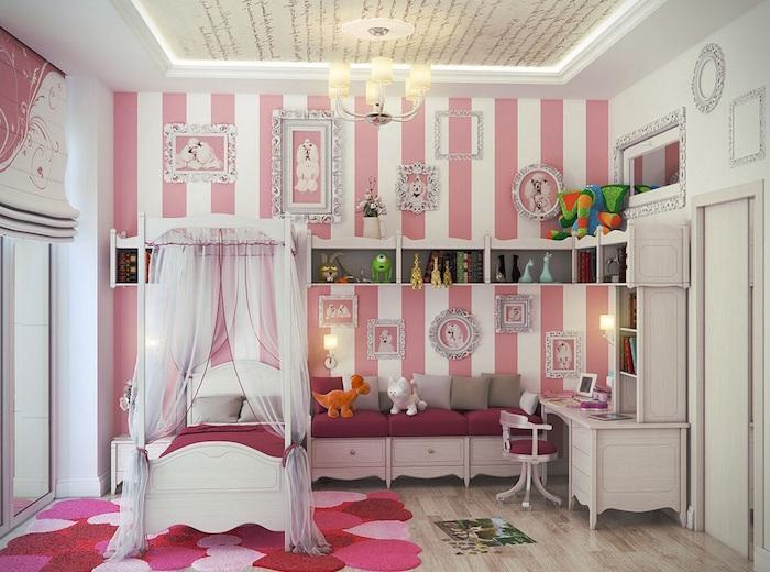 Peinture chambre de princesse
