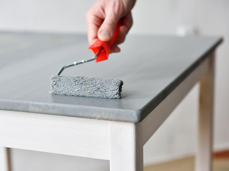 Peinture pour table en bois leroy merlin