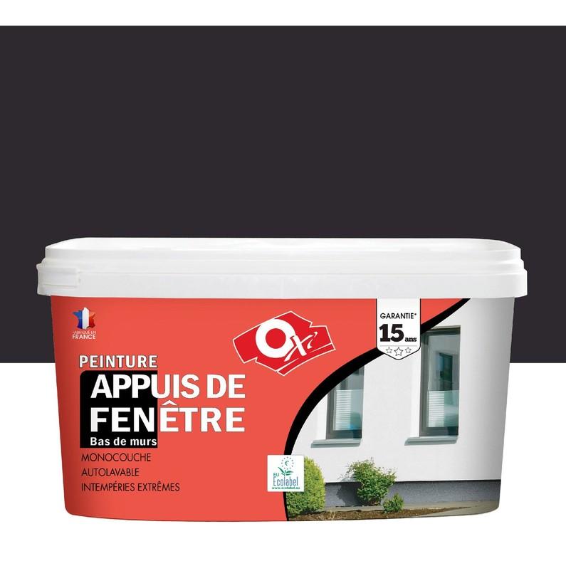 Peinture pour appui de fenetre en beton leroy merlin
