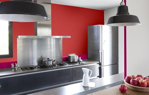 Peinture nuance cuisine salle de bain