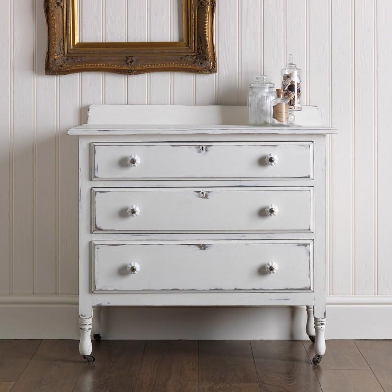 Peinture blanche meuble leroy merlin