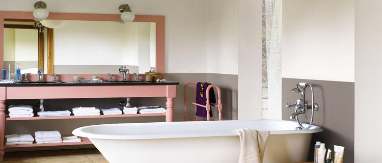 Idées de peinture pour salle de bain