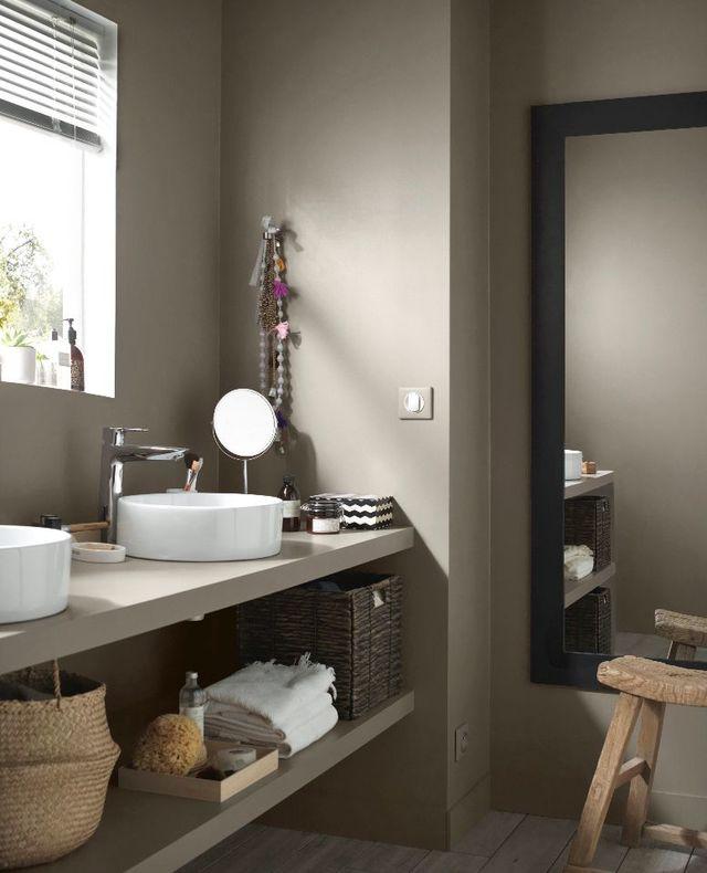 Photos peinture salle de bain